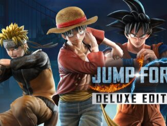 Release - JUMP FORCE – Deluxe Edition