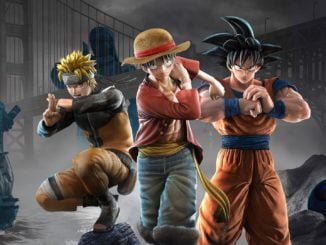 JUMP FORCE Deluxe Edition komt in de lente van 2020