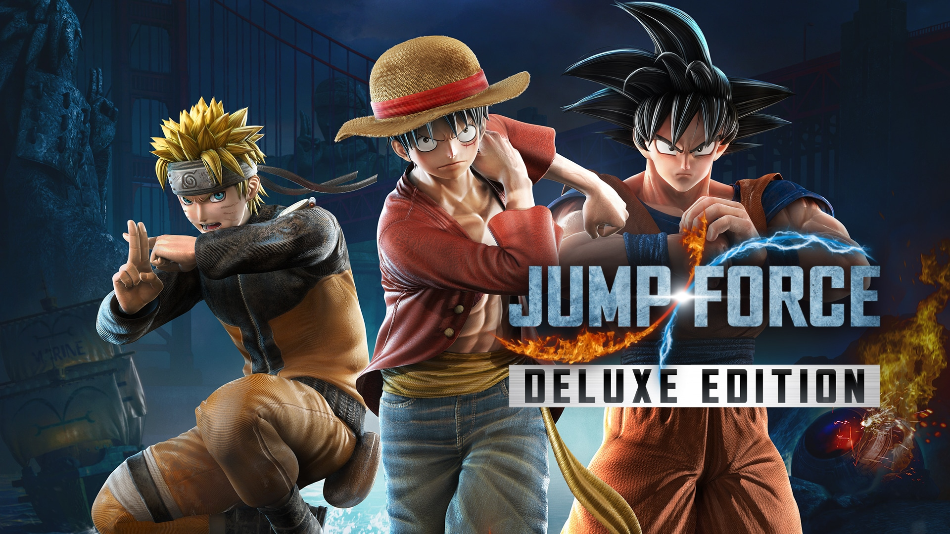 JUMP FORCE Deluxe Edition – Meruem confirmed