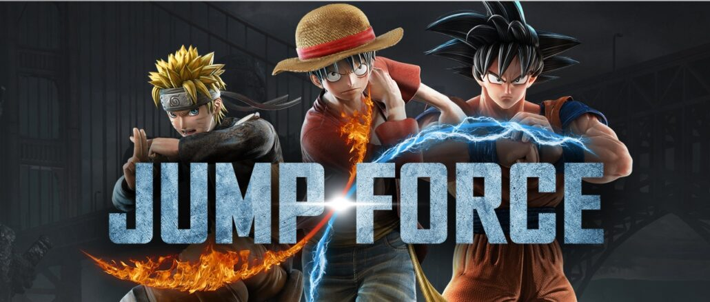JUMP FORCE Deluxe Edition TV reclame