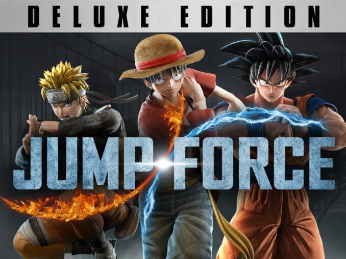 Nieuws - JUMP FORCE Deluxe Edition TV reclame