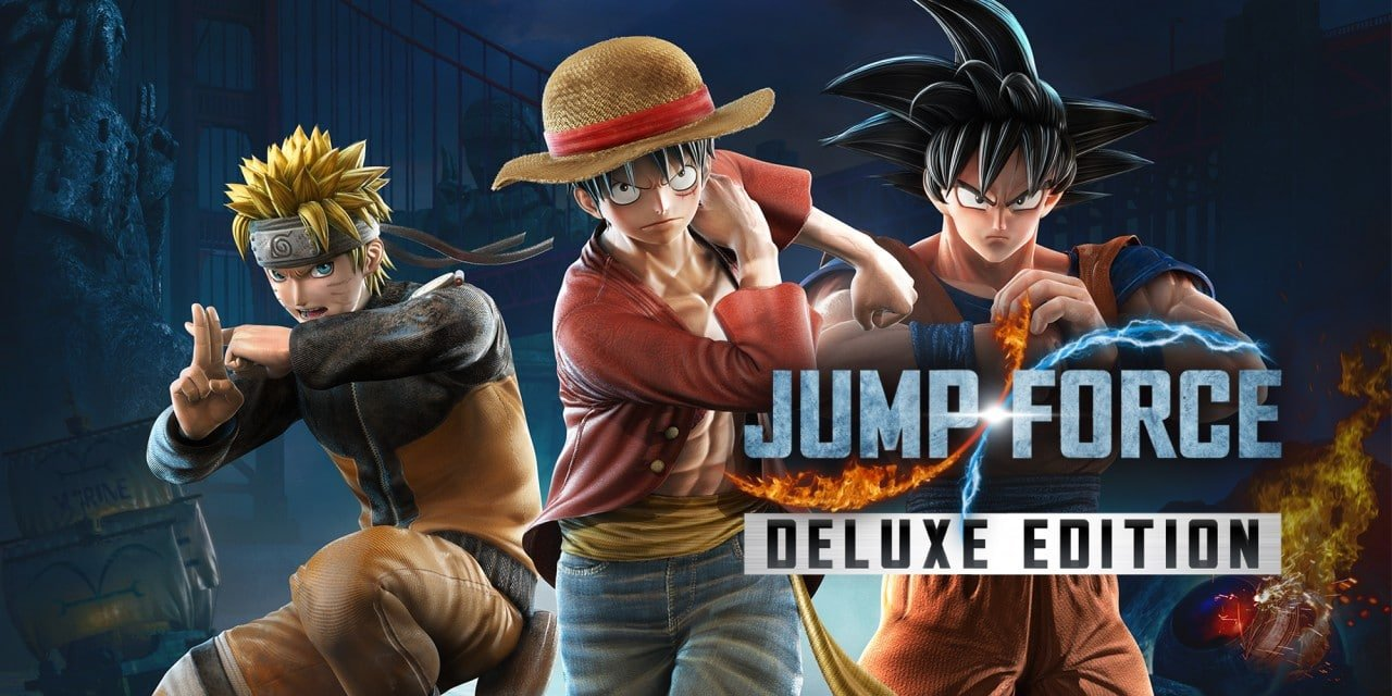 JUMP FORCE – Deluxe Edition