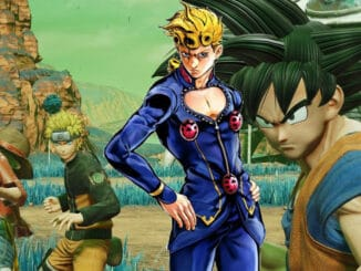 Jump Force – Volgende DLC personages zijn Giorno Giovanna en Yoruichi Shihoin