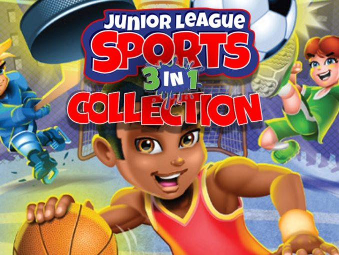 Release - Junior League Sports 3-in-1 Collection