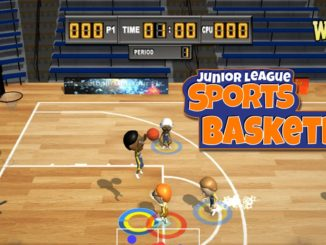 Junior League Sports – Basketball