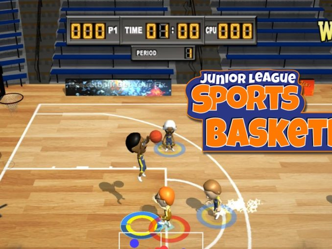 Release - Junior League Sports – Basketball