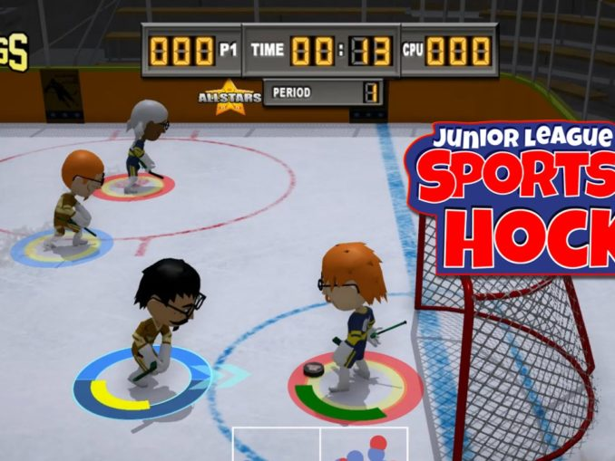 Release - Junior League Sports – Ice Hockey