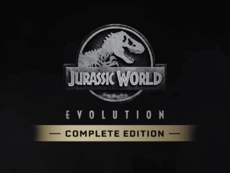 Jurassic World Evolution: Complete Edition is coming
