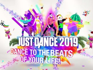 Just Dance 2019 is coming