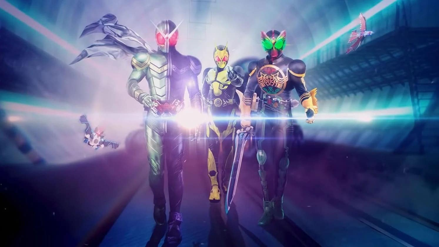 Kamen Rider Memory Of Heroez Zero-One Gameplay