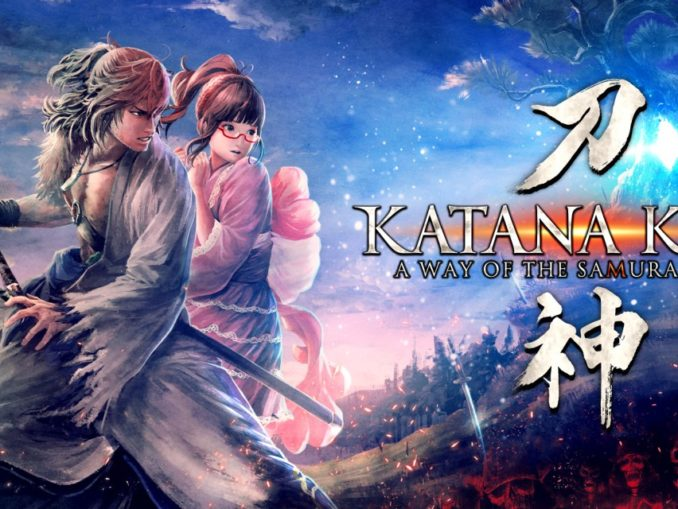 Release - KATANA KAMI: A Way of the Samurai Story