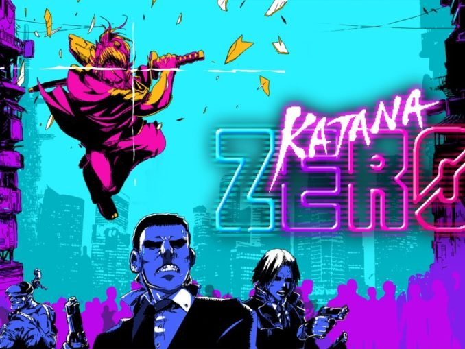 News - Katana Zero Soundtrack available
