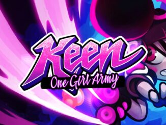 Release - Keen: One Girl Army