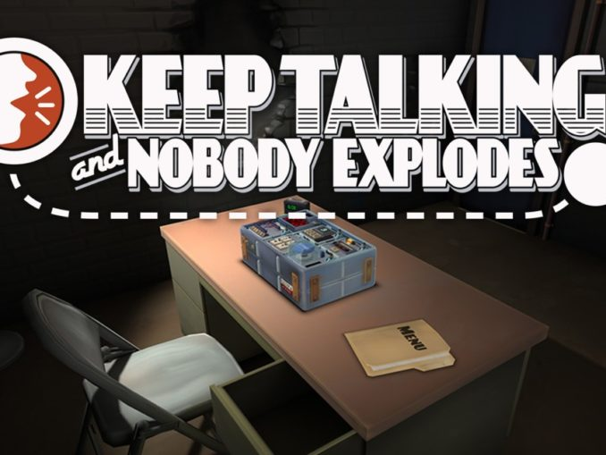Release - Keep Talking and Nobody Explodes