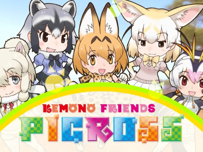 Release - KEMONO FRIENDS PICROSS