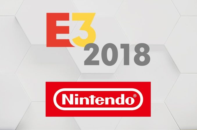News - Kijk de Nintendo E3 2018 Press Conference LIVE!