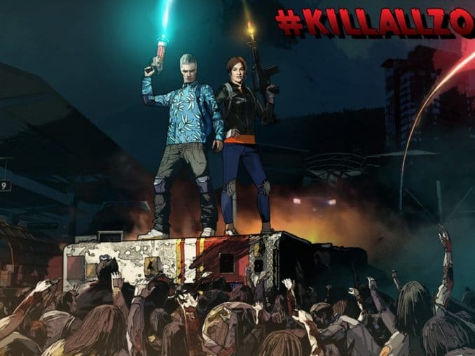 Release - #KILLALLZOMBIES