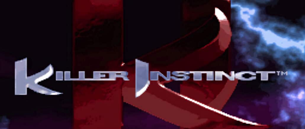 Killer Instinct Arcade1Up Arcade Cabinet