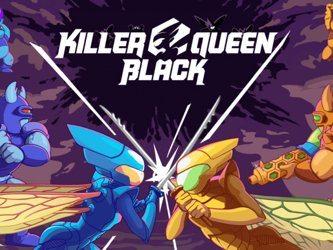 Release - Killer Queen Black
