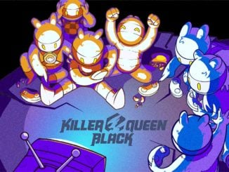 Killer Queen Black – 8 Player Co-Op update beschikbaar