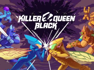 Killer Queen Black footage