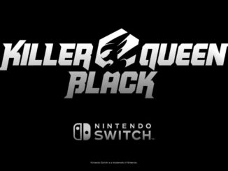 Killer Queen Black – Launches October 11th