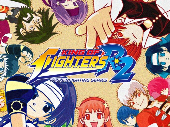 Release - KING OF FIGHTERS R-2