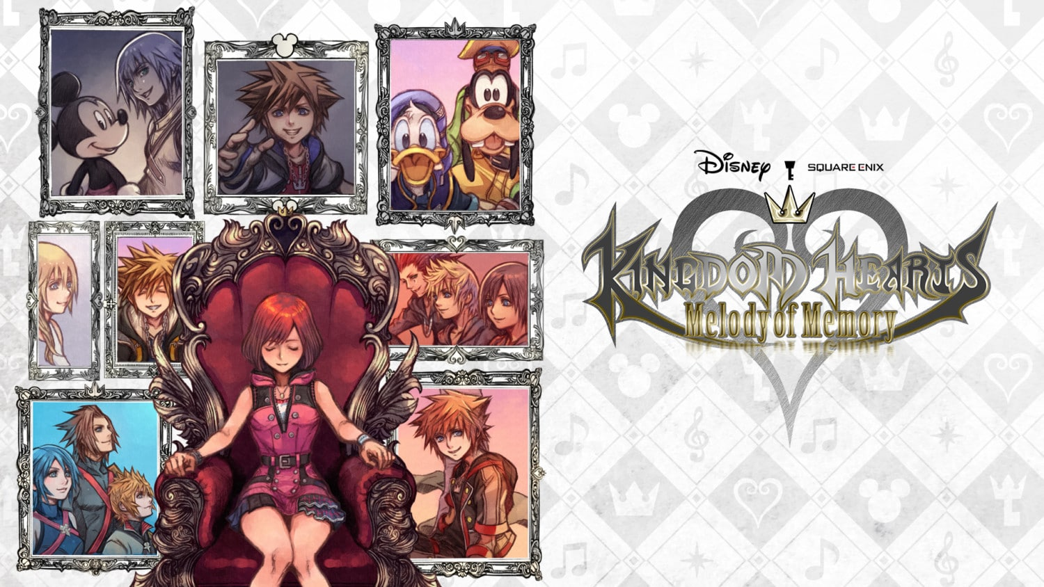 Kingdom Hearts: Melody Of Memory – 47 Worlds, No Plans For DLC