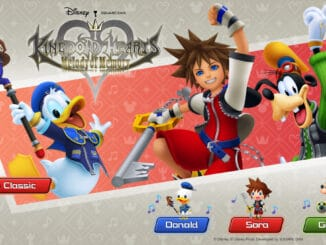 Kingdom Hearts: Melody ofMemory – Complete list of songs