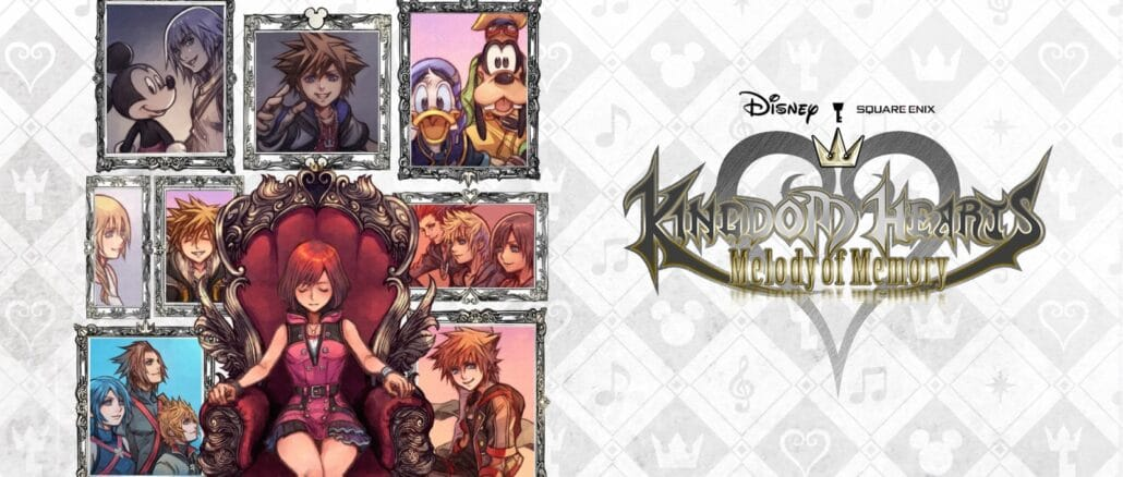 Kingdom Hearts: Melody of Memory – Extended Release Datum Trailer