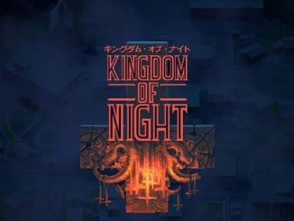 Kingdom Of Night komt!