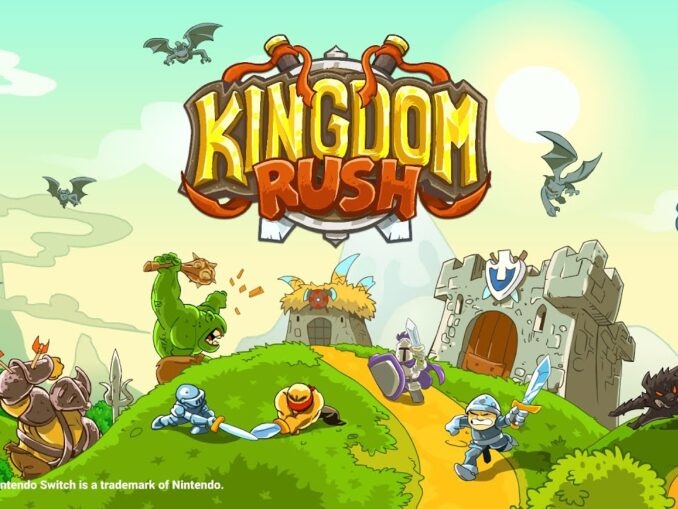 Nieuws - Kingdom Rush Trailer