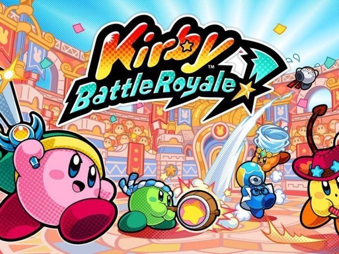 Release - Kirby Battle Royale