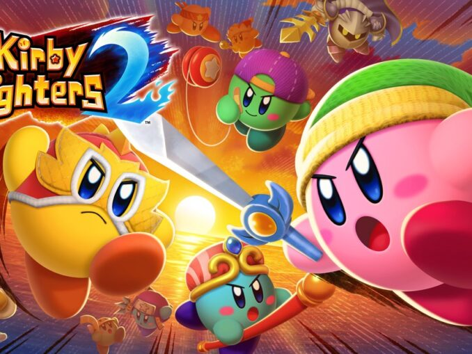 Release - Kirby Fighters 2