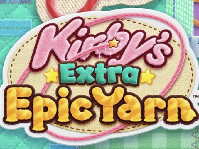 News - Kirby's Extra Epic Yarn will work on normal Nintendo 3DS and 2DS