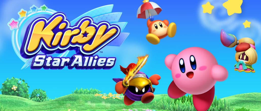 Kirby Star Allies: Soundtrack trailers
