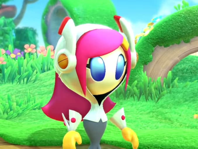 Nieuws - Kirby Star Allies Susie Trailer