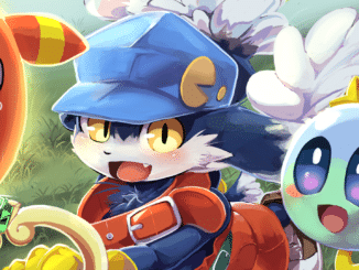 Klonoa of the Wind Encore trademarked