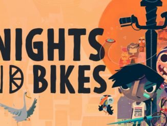 Release - Knights and Bikes