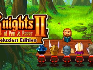 Release - Knights of Pen & Paper 2 Deluxiest Edition