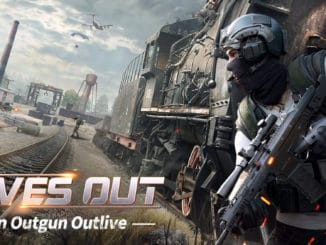 Knives Out – 300,000 keer gedownload