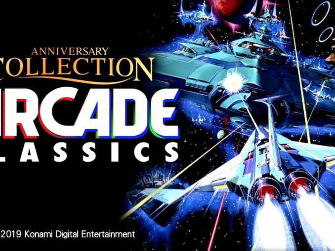 Nieuws - Konami Anniversary Collection: Arcade Classics – Meer Gameplay Footage