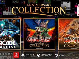 Konami Anniversary Collections op komst