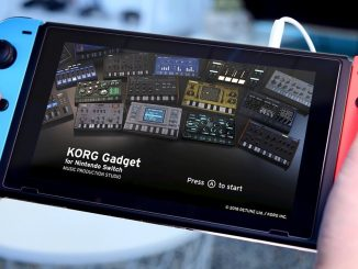 News - KORG Gadget Footage