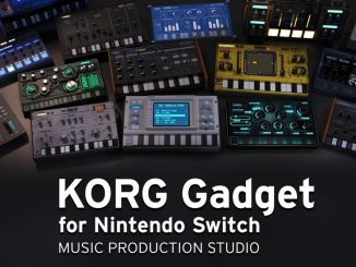 Release - KORG Gadget for Nintendo Switch