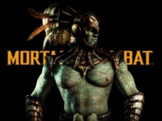 Kotal Kahn coming to Mortal Kombat 11