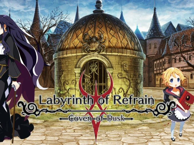Release - Labyrinth of Refrain: Coven of Dusk