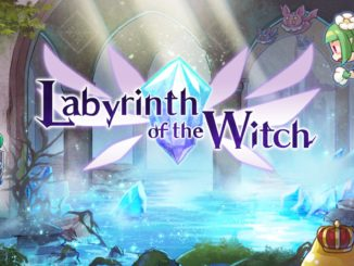 Release - Labyrinth of the Witch