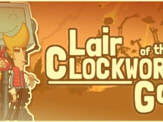 Release - Lair of the Clockwork God