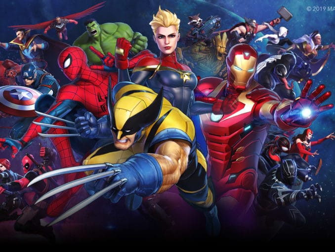 Nieuws - Nieuwste Marvel: Ultimate Alliance 3: The Black Order X-Men Trailer